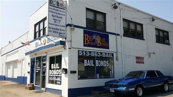 hamilton ohio bail bonds office